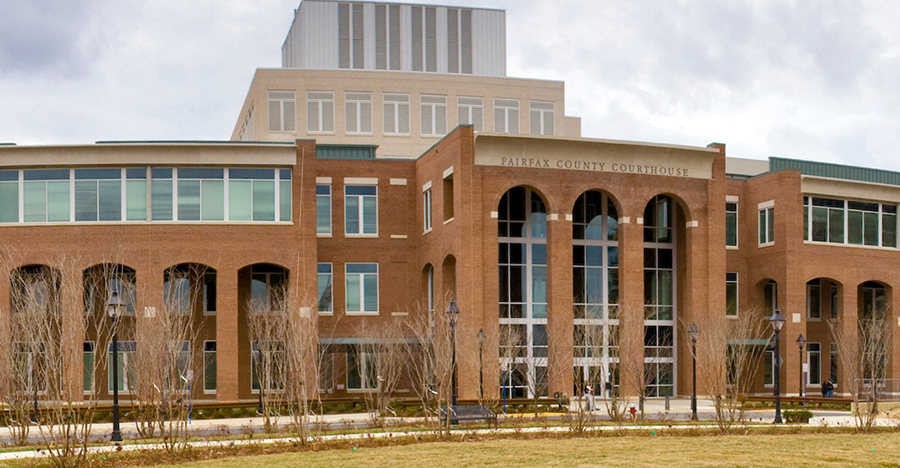 Image of the Fairfax General District Court